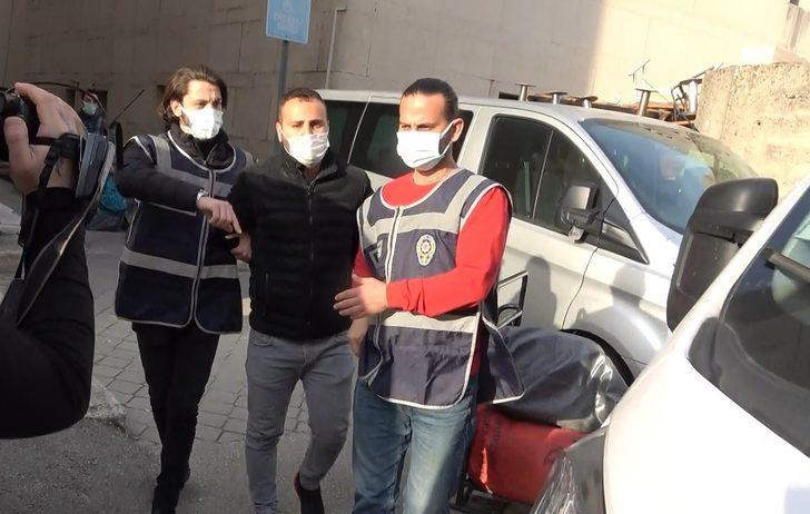 Başkasına benzettiği genç kıza muşta ile saldıran zanlı tutuklandı