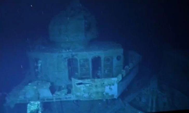 Okyanusun 6,5 km derinliğinde! Dünyanın en derin gemi enkazı keşfedildi