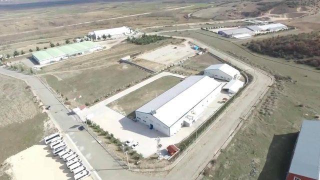 Niksar OSB'ye arıtma tesisi ile GES kuruluyor