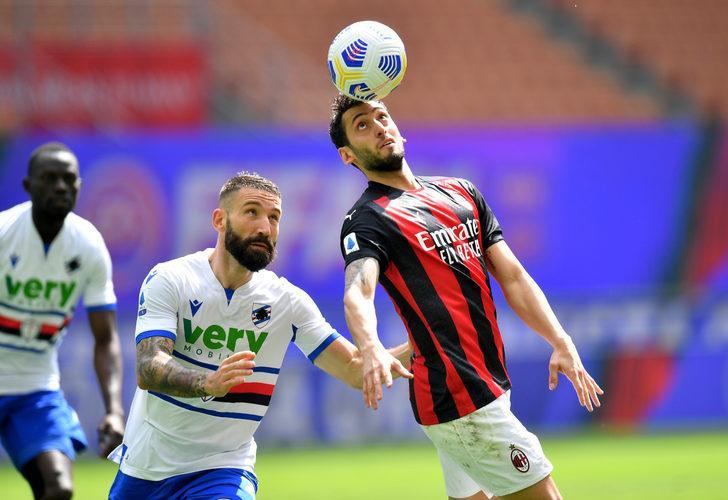 Milan İle Sampdoria Kozlarını Paylaştı