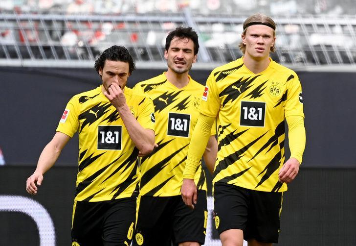 Dortmund kan kaybediyor! İç sahada kaybettiler