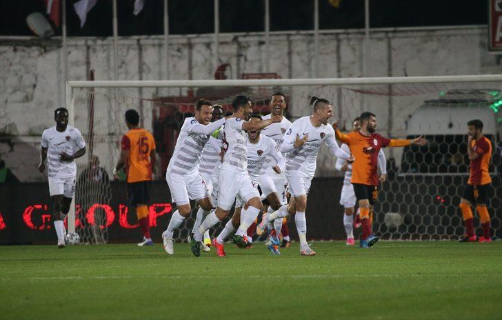 MAÇ ÖZETİ | Hatayspor 3-0 Galatasaray