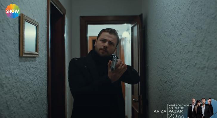Arıza dizisi yeni bölüm fragmanı izle | Arıza'nın yeni bölümünde Ali Rıza Burak'tan intikam alabilecek mi?