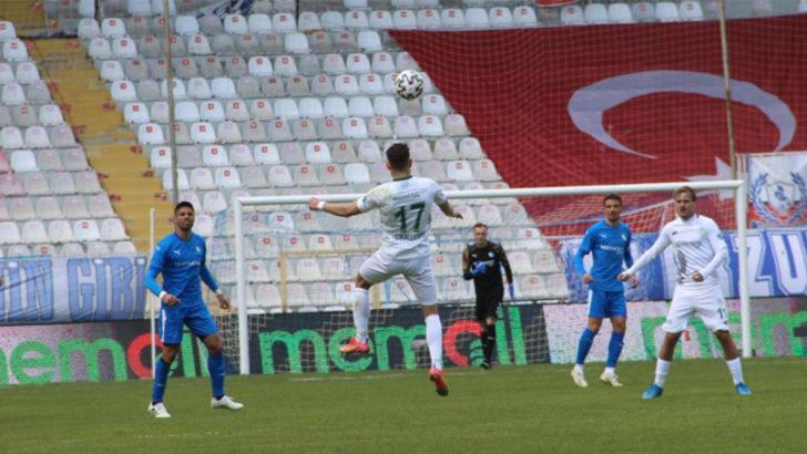 ÖZET | Erzurumspor - Konyaspor maç sonucu: 1-2