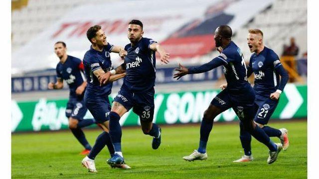 Kasımpaşa'dan Beşiktaş sözleri: Bizim maçımızdı