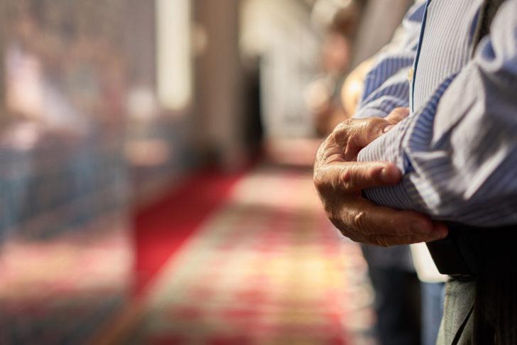 Karaman'da namaz sonrası camide mahsur kalan kişiyi polis ekipleri kurtardı