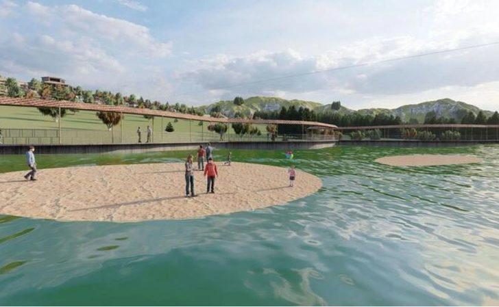 Zökün Gölü'ndeki Yüzen Adalar için yeni gelişme! Turizme kazandırılacak