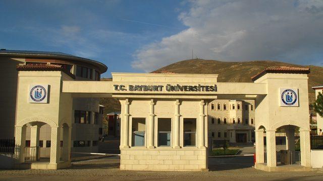 Bayburt Üniversitesi'nden bildiri tepkisi