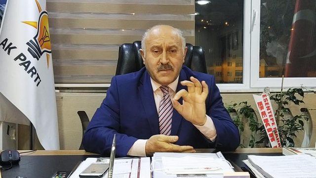 """Başkan Polat: """"Hiç kimse başka heveslerin peşine düşmesin"""""""