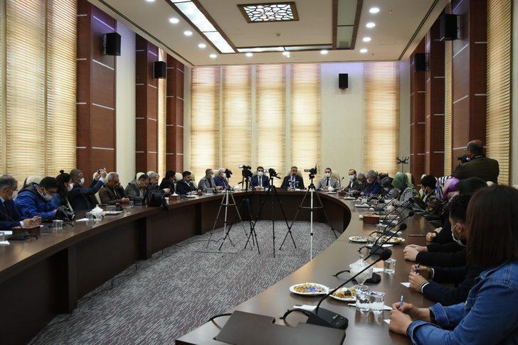 MAÜ 5T açılımı ile Mardin'i kalkındırmayı hedefliyor
