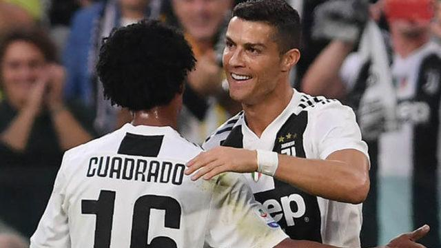Juventus, 10 kişi ile Inter'in serisini bozdu!