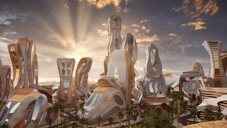 Akon şehir kuruyor! Kendi kripto parasını kullanacak
