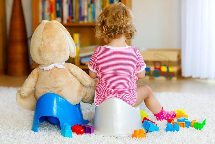 Çocuklarda altına kaçırma sorunu nasıl önlenir?