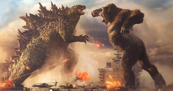 Godzilla vs. Kong pandemi dönemi gişe rekoru kırdı