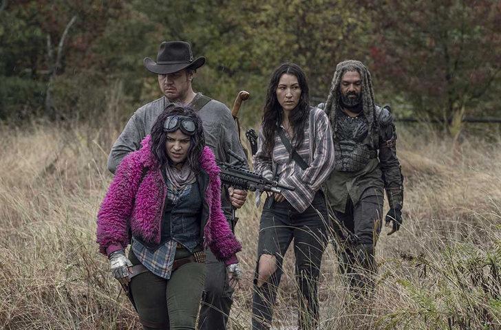 The Walking Dead fragmanı yayınlandı mı? The Walking Dead final sezonunda neler yaşanacak?
