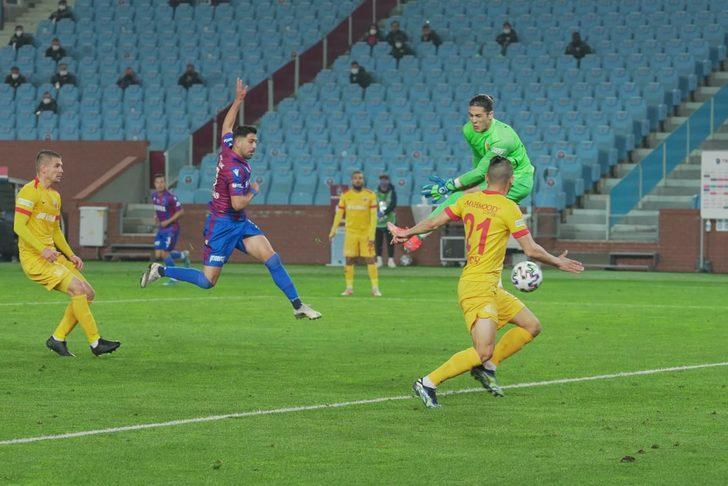 ÖZET | Trabzonspor 1-1 Kayserispor