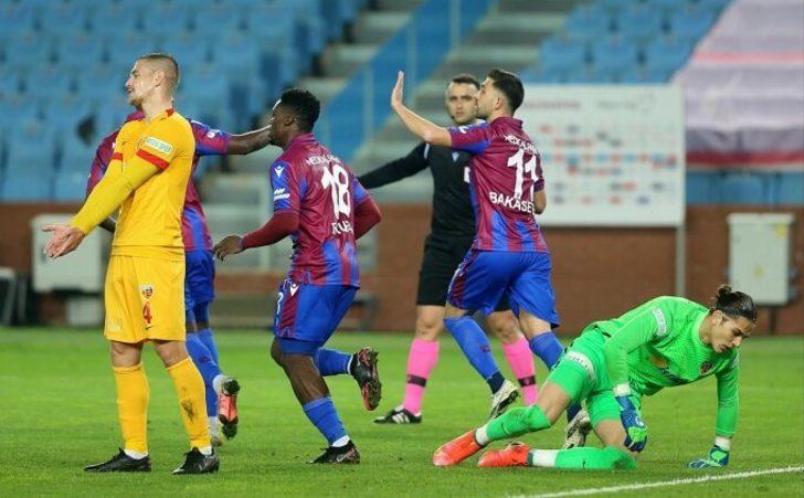 Trabzonspor'da Bakasetas: Doğan Alemdar'ı kutluyorum