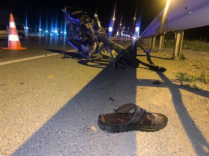 Şanlıurfa'da acı olay! Askerden dönen gence yolcu otobüsü çarptı