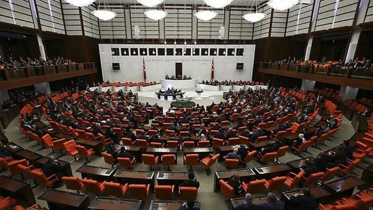 Bakan Çavuşoğlu'ndan TBMM Genel Kurulu'nda ümmet açıklaması
