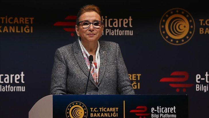 Bakan Pekcan: E-ticaret hacmi 226 milyar TL oldu