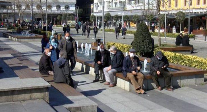 Kırmızı şehir Trabzon'dan müjdeli haber! 65 yaş üstü vaka sayıları azaldı