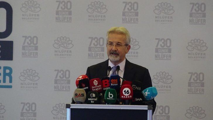 Nilüfer Belediye Başkanı Turgay Erdem 2 yılını değerlendirdi