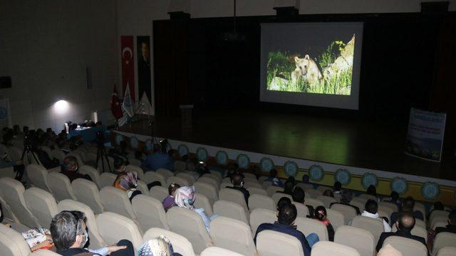 BEÜ'de 'Nemrut'un Sakinleri' adlı belgeselin gösterimi yapıldı