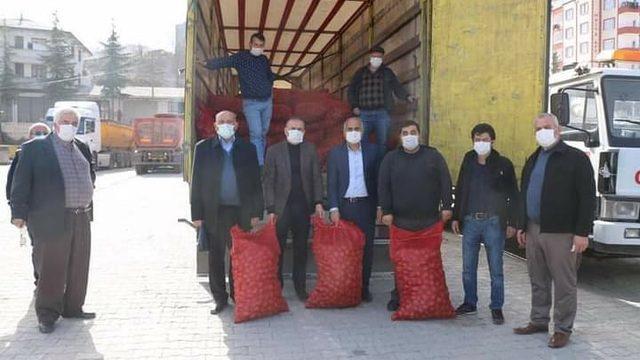 Kumru'da atıl durumdaki tarım arazileri ekonomiye kazandırılıyor