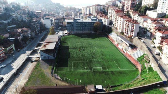 Şehit Vefa Karakurdu Stadı'na 1,6 milyon TL ödenek ayrıldı