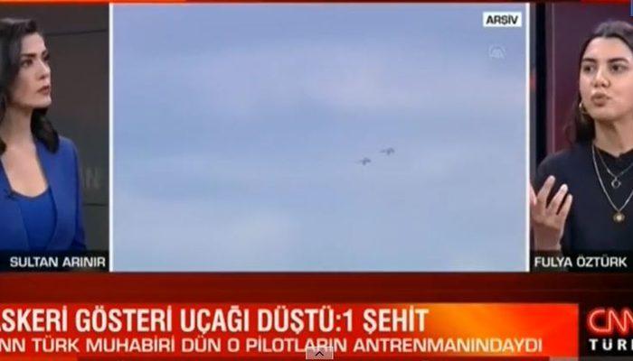 Fulya Öztürk: Konya'dan bir iki saat önce geldim, şok halindeyim