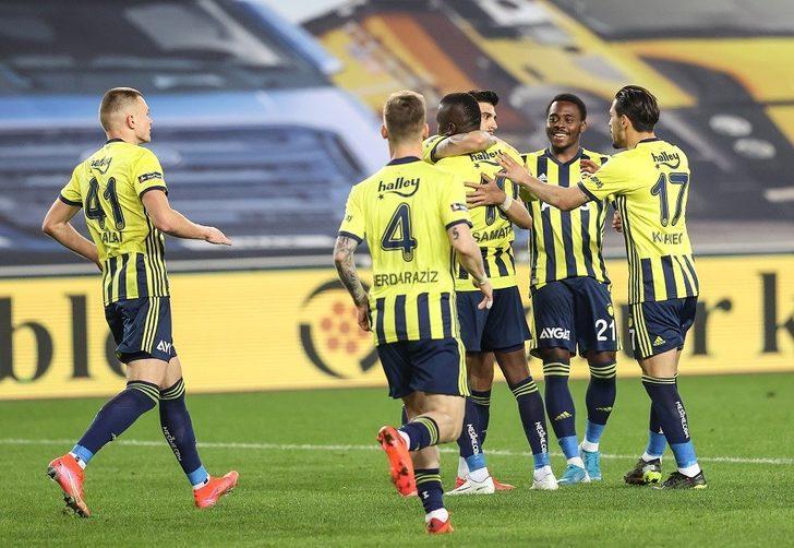 Fenerbahçe 6 eksikle Yeni Malatyaspor deplasmanında