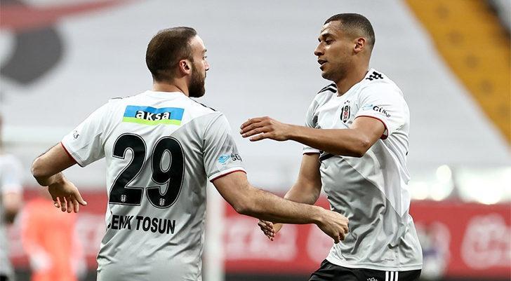 Cenk Tosun: Burada gol atmayı özlemişim