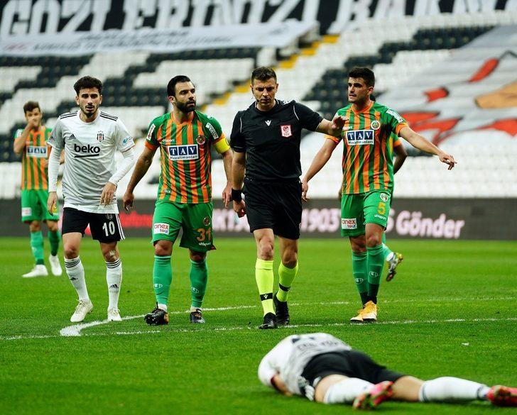 Alanyaspor, maçın ardından sosyal medya hesabını korumaya aldı