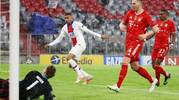 ÖZET | Bayern Münih  - PSG maç sonucu 2-3