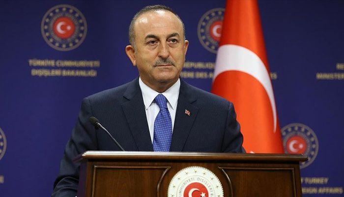 Protokol tartışması! Bakan Çavuşoğlu'ndan açıklama