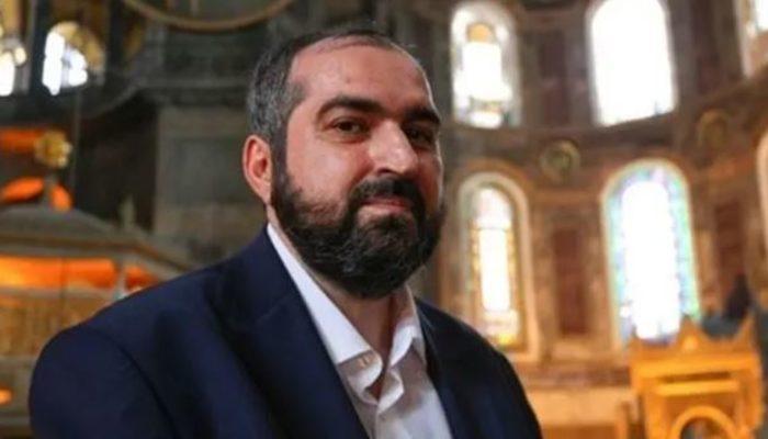 Ayasofya Camii İmamı görevinden ayrıldı