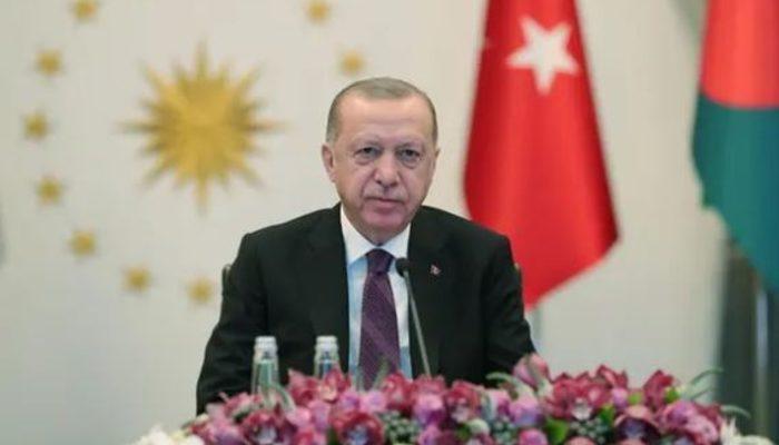 Cumhurbaşkanı Erdoğan'dan aşı açıklaması: Tüm insanlığın hizmetine sunacağız