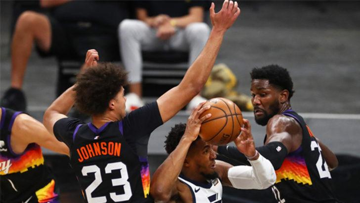 Batı Konferansı'nın zirvesindeki mücadeleyi Suns kazandı