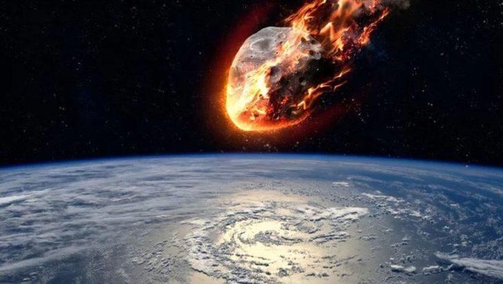 Dünyanın sonu mu geliyor? Twitter'da gündem oldu