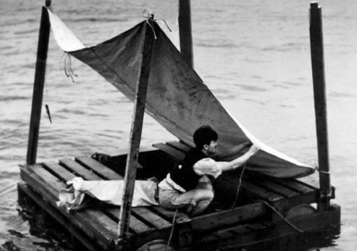 Atlantik Okyanusu'nda 133 gün boyunca tek başına kalan Poon Lim'in inanılmaz hikayesi