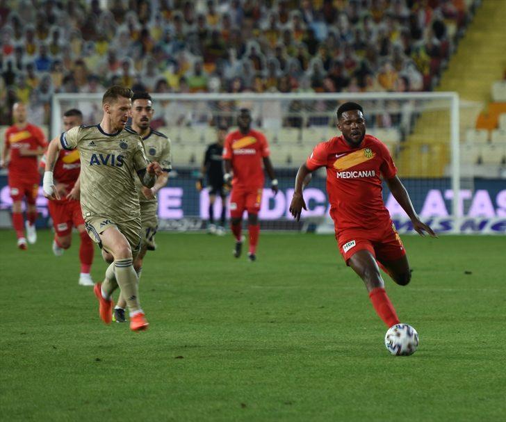 ÖZET   Yeni Malatyaspor 1-1 Fenerbahçe