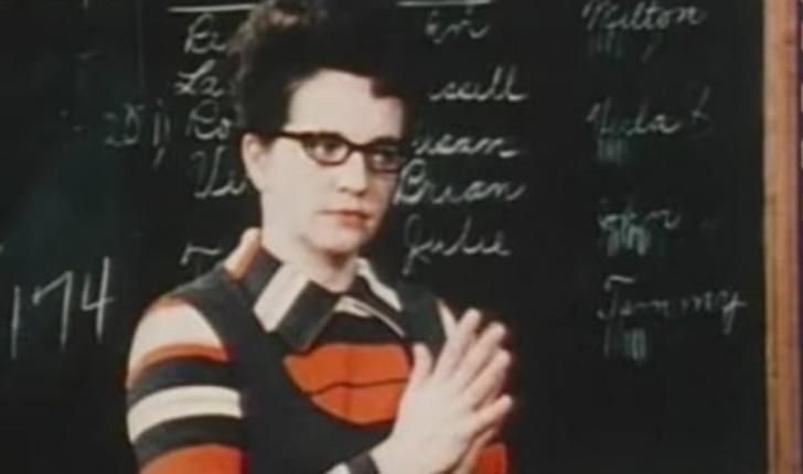 Öğrencileri üzerinden insan davranışlarını anlamlandırmak için bilimsel bir çalışmaya imza atan öğretmen: Jane Elliott