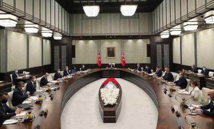 Kabine Toplantısı ne zaman? Bu hafta Kabine Toplantısı ne zaman yapılacak?