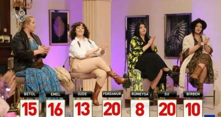 Doya Doya Moda All Star'dan bu hafta kim elendi? İşte 9 Nisan puan durumu