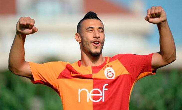 Galatasaray'dan ayrılan Belhanda, Beşiktaş'a gitmek istiyor