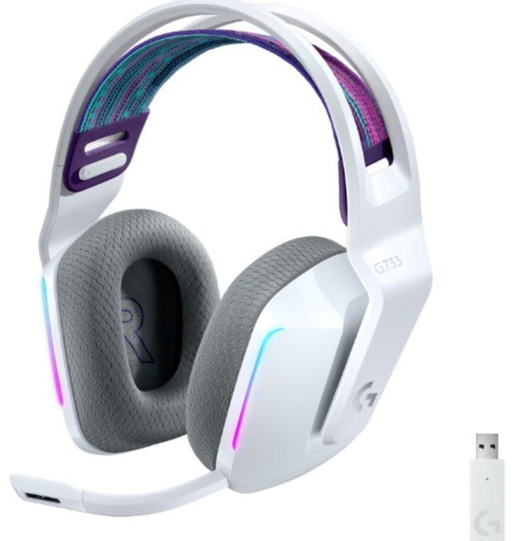 Oyunculara özel kablosuz RGB oyuncu kulaklığı