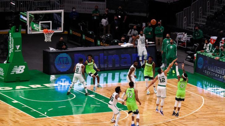 Boston Celtic'te Tatum 53 sayı attı