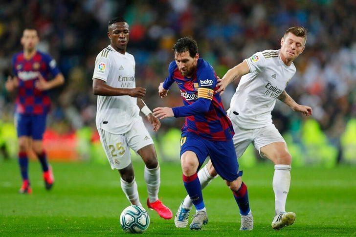 Real Madrid Barcelona maçını şifresiz ve canlı veren yabancı kanallar listesi   İspanya'da dev maç!