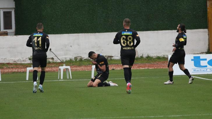 ÖZET   Hatayspor  - Göztepe maç sonucu: 2-3