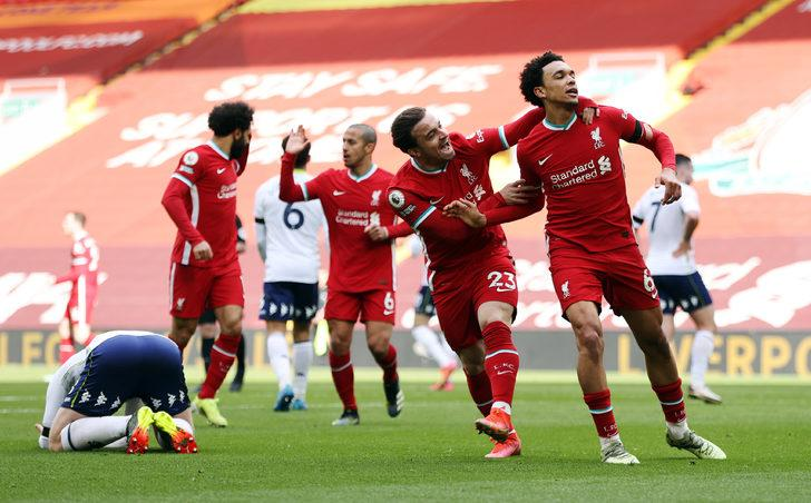 Liverpool uzatmalarda güldü